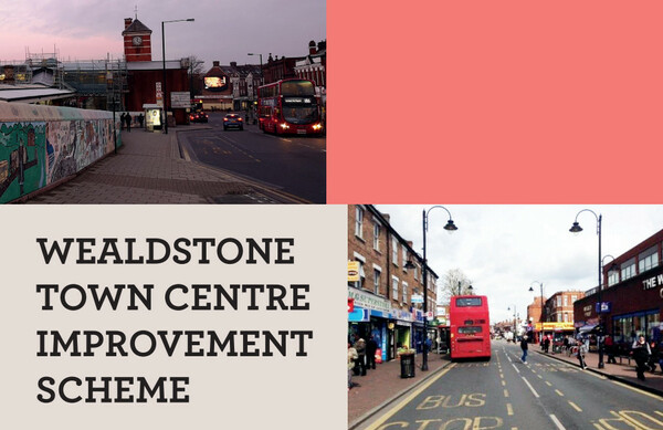 The photo for Wealdstone Town Centre Redevelopment.
