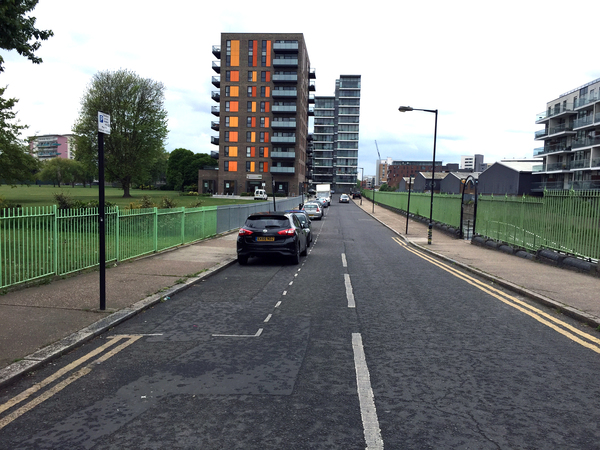 The photo for Cotall Street Consultation: proposed road closure and relandscaping.